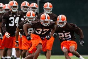 Cleveland Browns Coye Francies