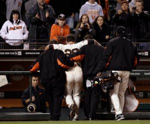 This sight was one of the worst of the 2011 season, and no doubt contributed in the Giants' failure to reach the postseason.