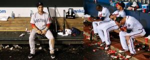 Sox Braves Wallow