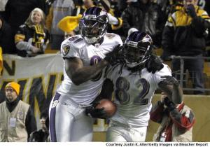 In sweeping Pittsburgh, the Baltimore Ravens made one of the biggest jumps up in the MSR Power Rankings.
