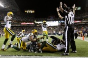 In what is now the consummate image of the replacement referee era in the NFL, the sporting public is furious over the blown call that cost the Packers their game vs. Seattle.