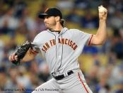 Giants SP Barry Zito (15-8 in the regular season) came up big to stave off elimination for the Giants in the NLCS.