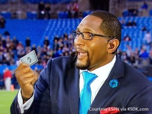 Apparently, the NFL takes American Express.