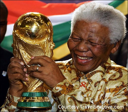Nelson Mandela died today at the age of 95. His activism, as well as his understanding of the power of sport, will forever be remembered.