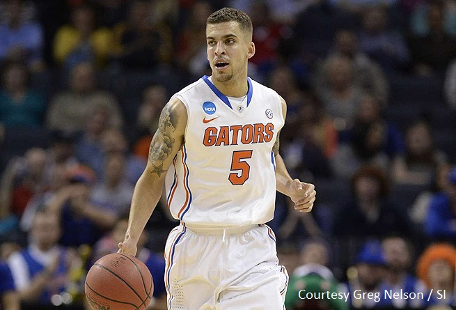 Led by Senior G Scottie Wilbekin, the Florida Gators shot and bullied their way to the Final Four.