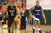 San Antonio's Kawhi Leonard (left) and Portland's Damian Lillard were two players the Kings completely missed out on taking in the NBA Draft.