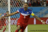 US Forward Clint Dempsey's opening goal was the fastest by an American in World Cup history.
