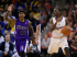Kings PG Isaiah Thomas (left) is an effective scorer. So why is Darren Collison (right) possibly going to replace him?