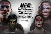 UFC175_poster