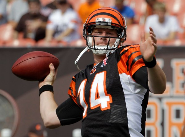 Bengals QB Andy Dalton received a $115 million contract extension earlier today. Is this good business for the Bengals and the NFL?