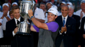 Rory McIlroy's fourth Major Championship win - and the fashion in which he did it - may lend some insight to how the sport of golf can thrive without another iconic player.