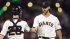 Despite losing out on the NL West last night, the San Francisco Giants, led by ace Madison Bumgarner (right) and Buster Posey, reached the playoffs earlier today.