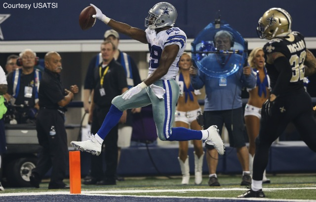 The Cowboys utilized RB DeMarco Murray once again, and went 3-1 on the season, in the process.