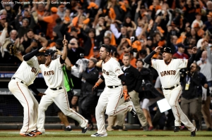 Travis Ishikawa's unlikely walk-off HR in Game 5 capped off one of the wildest NLCS matchups in recent memory.