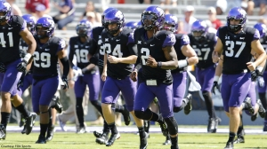 The TCU Horned Frogs, ranked at No. 3 before the final CFP Standings, were shut out of the College Football Playoff. Is the Big 12 to blame?