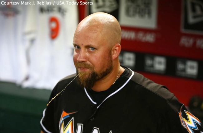 Jeez. Even McGehee is judging the Giants for this move. You can see it in his eyes.