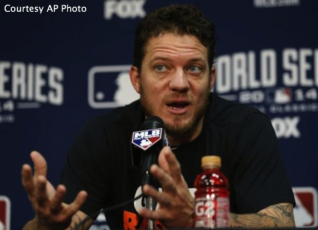 The Giants brought back SP Jake Peavy on a two-year deal. But, don't expect this to be their last rotation move.