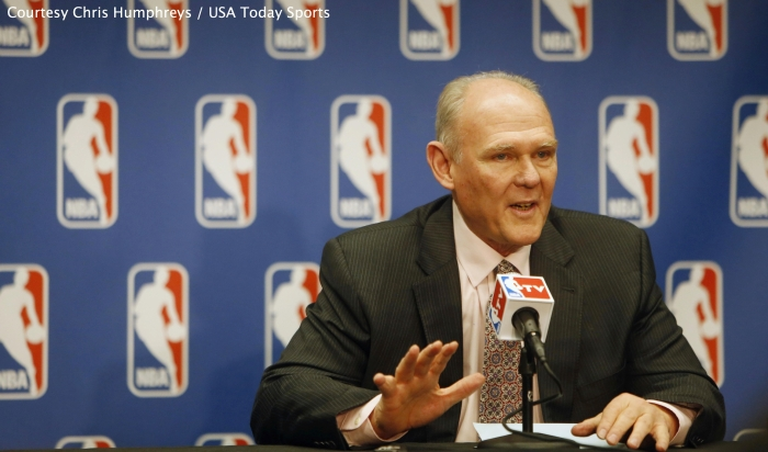 longtime veteran George Karl is set to become the next head coach of the Sacramento Kings. What does this mean for the team, and its front office?