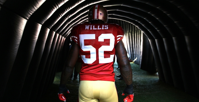 Patrick Willis is calling it a career after eight stellar seasons at LB.