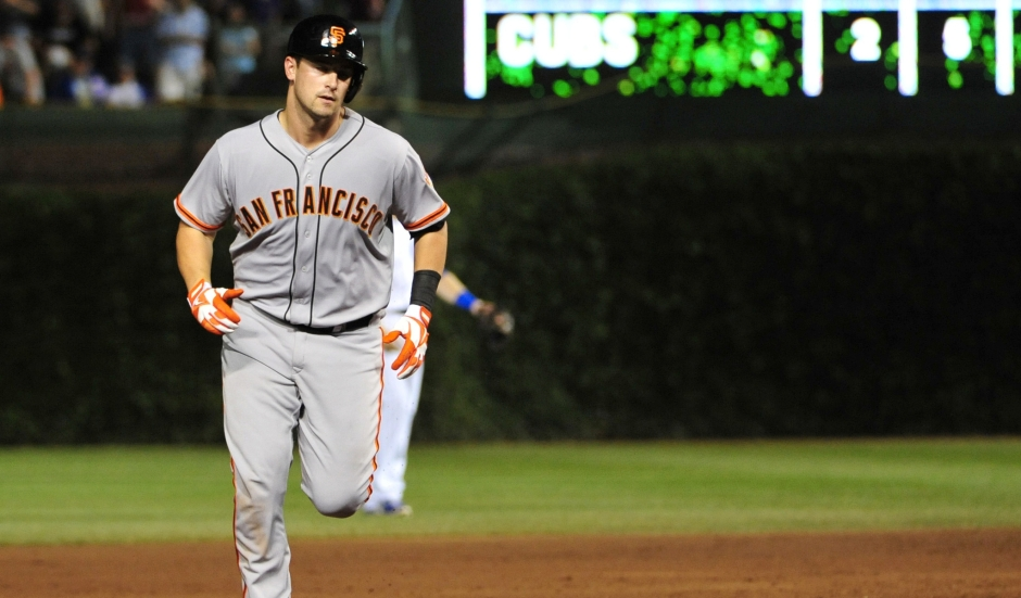Andrew Susac: The future at catcher for the San Francisco Giants?