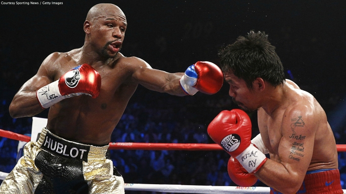 After years of hype, last Saturday's Mayweather-Pacquiao fight ended on an embarrassing whimper for Pac-Man supporters and casual fans alike.