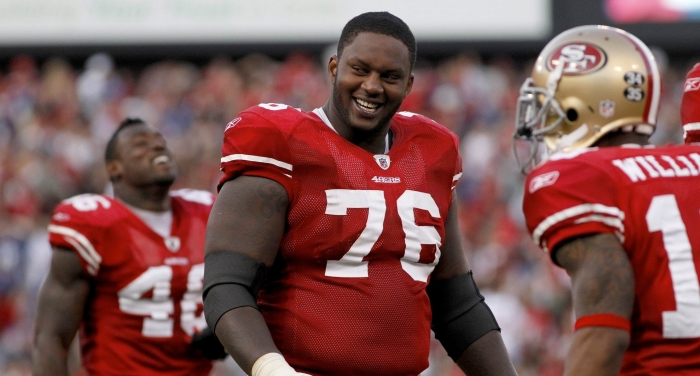 49ers right tackle Anthony Davis joins Patrick Willis, Justin Smith and Chris Borland in retirement. Is this the front office's fault?