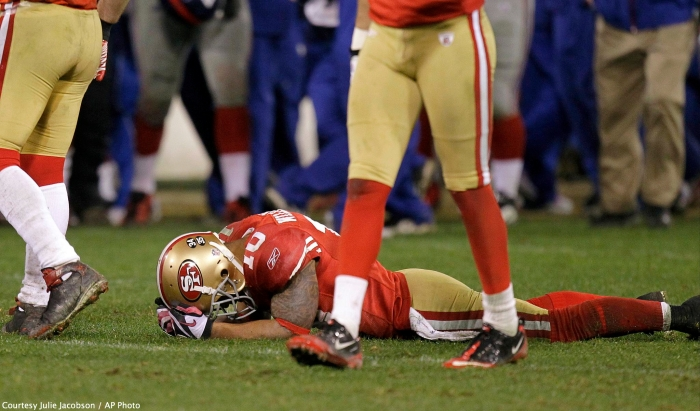 We're sure 49ers WR/KR Kyle Williams would want a mulligan for the gaffes he had in the 2011 NFC Championship game. If you could, would you grant it?