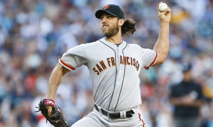 Giants ace Madison Bumgarner ate up 7.1 innings of 1-run ball to help win their series against the Atlanta Braves on Wednesday.
